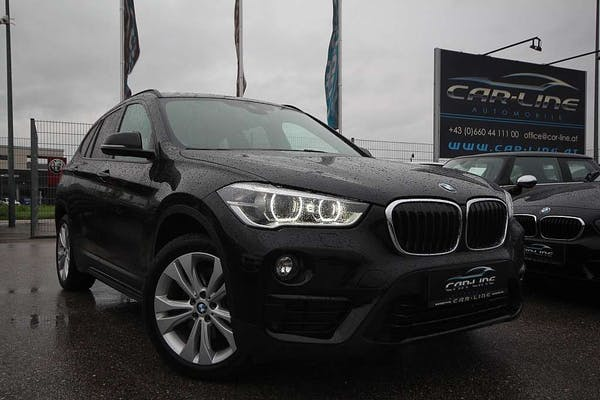 BMW X1 xDrive18d Sport Line Aut.|Head Up|LED-Sch.|Komfor bei Car-Line Automobile e.U. in