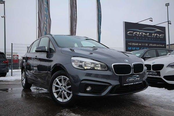 BMW 218 d Active Tourer|NAVI|Parklenkassist|Tempo…. bei Car-Line Automobile e.U. in