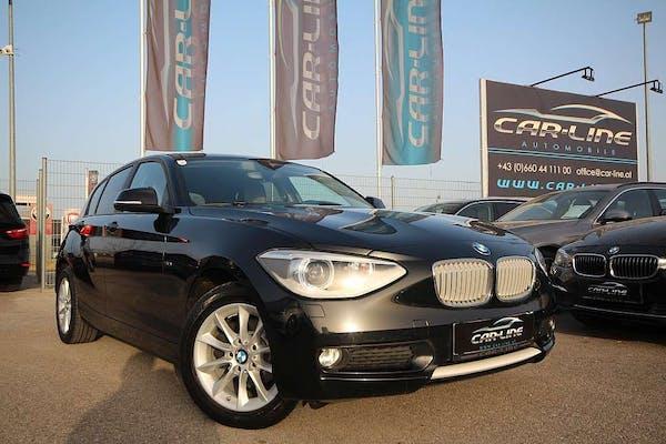 BMW 116 116i Urban Line Ö-Paket  |M-Lenkrad |Navi |Xeno… bei Car-Line Automobile e.U. in