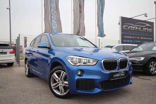 BMW X1 X1 xDrive18d M Sport Aut.|LED|Navi|Parklenkassi… bei Car-Line Automobile e.U. in