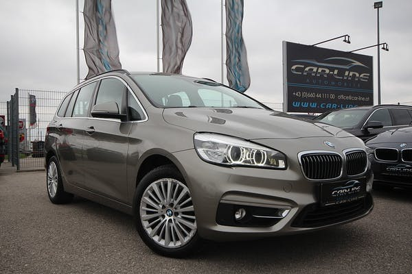 BMW 216d Gran Tourer Luxury Line |Head Up |Anhänger |Navi Pro |LED |Komfort,… bei Car-Line Automobile e.U. in