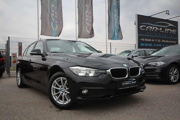 BMW 316 316d | Navi Business | Tempomat | Leder | Parks… bei Car-Line Automobile e.U. in