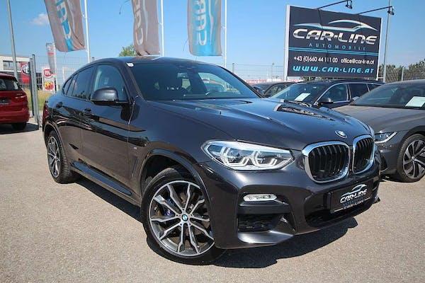 BMW X4 X4 xDrive 20d M Sport X Aut. |Adaptiv LED |Gest… bei Car-Line Automobile e.U. in