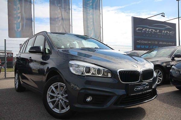 BMW 216 216d Gran Tourer Advantage|Navigation|Spurverla… bei Car-Line Automobile e.U. in